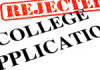 College Applications: What to Do After a Rejection