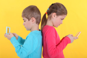 Shutterstock video games rules two kids