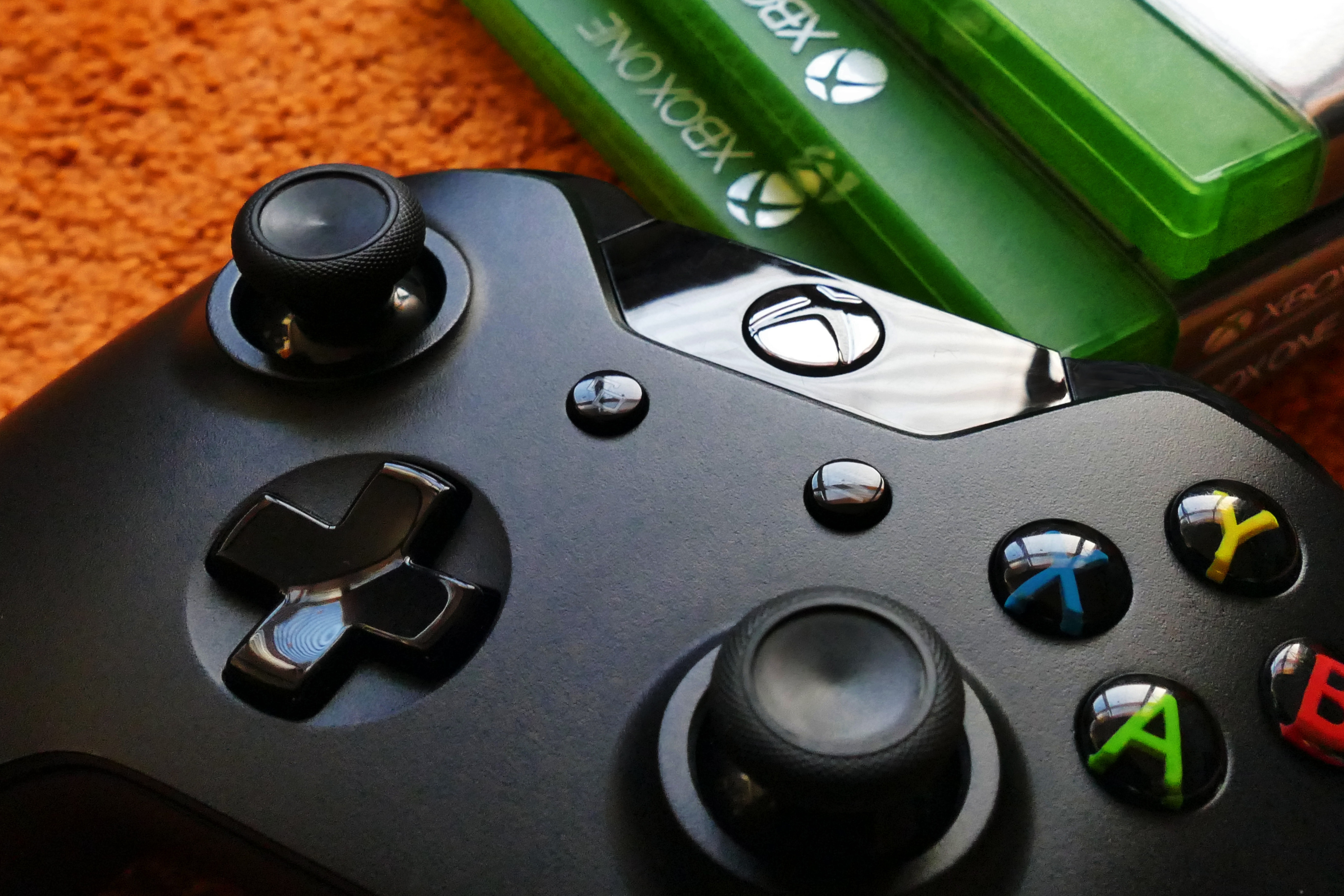 Xbox controller video game obsession