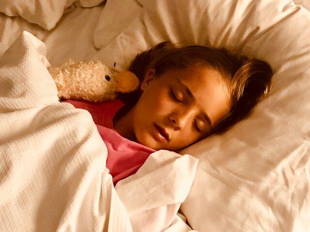 child anxiety and sleep