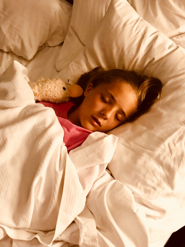 child anxiety and sleep